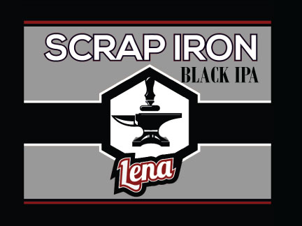 Scrap Iron Black IPA